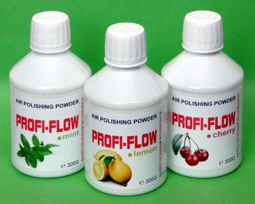 Порошок Air-Flow (PROFI-FLOW 300 г) апельсин SMILE